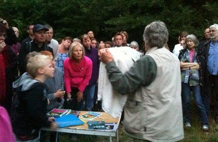 Montefiore Woodland Bat Walk