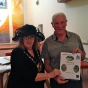 Kent Wildlife Trust Award