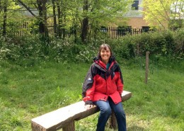Thanks to Nick and Dave for benches.